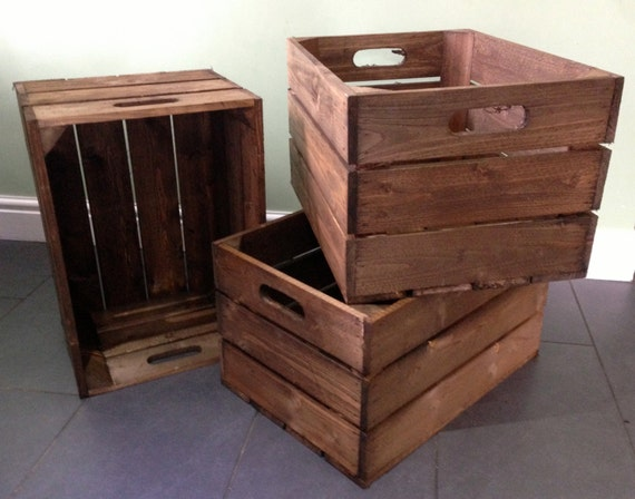 sturdy and strong handmade wooden crates excellent quality. Black Bedroom Furniture Sets. Home Design Ideas
