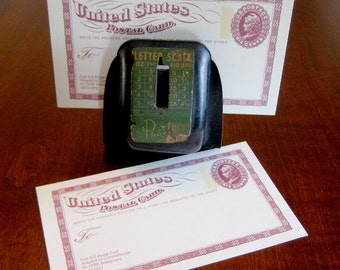 Uncirculated 1973 6 Cent Post Card - 100th Anniversary Commemorative Postcard - USPS Commemorative 100th Anniversary - Postal Memorabilia