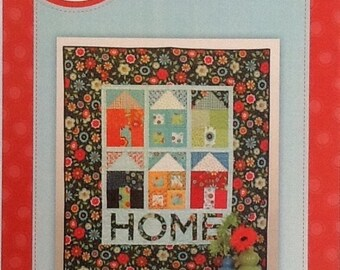 Coming Home #PH-623G from Sandy Gervais of Pieces From My Heart Quilt Pattern