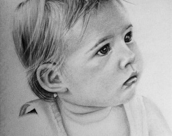 Custom pencil portraits