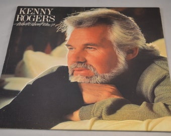 Vintage Record Kenny Rogers: What About Me? Album AFL1-5043
