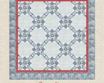 French General Espalier Quilt Pattern