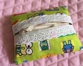Sanrio Keroppi (Vintage) Tissue pouch