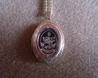 Twilight inspired locket
