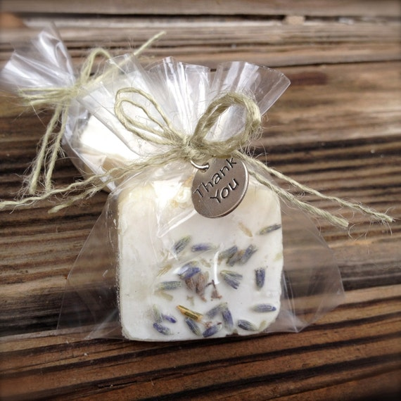 Homemade Gifts For Wedding: Unique Bridal Shower Favors Soap Wedding Favors By
