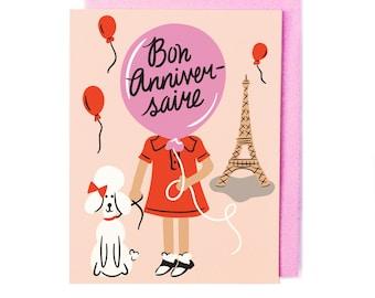 bon anniversaire french