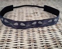 Lacrosse Girls Headbands - Womens Sports Headbands