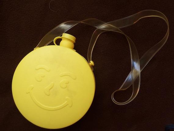 3 DOLLAR SALE Vintage Yellow Plastic Kool-Aid by ...