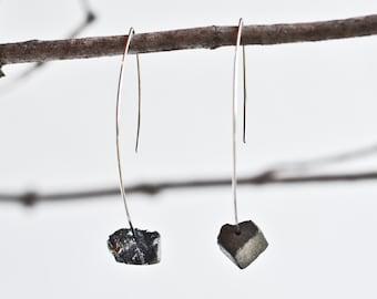 KELLI Pyrite Earrings