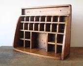 Vintage Clerk's Desktop