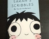 Sarah's Scribbles (Doodle Time) Zine collection
