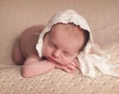 Made to order - Infant vintage inspired bonnet