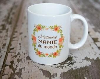 the Mug of the best Grandma in the world