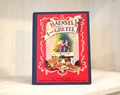 "Vintage ""Haensel and Gretel"" Book"