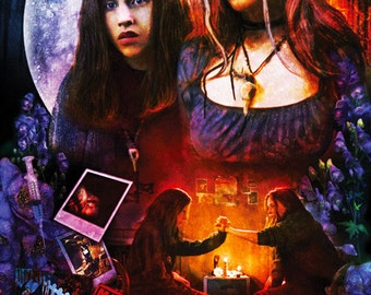 Ginger Snaps 11X17 Signed Poster