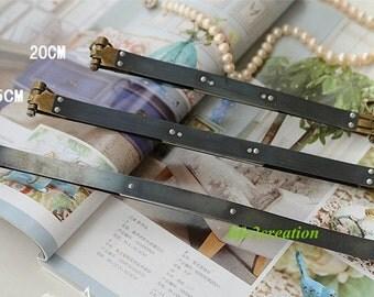 1pc 10 inch internal Flex purse frame Flex frame (purse frame wholesale)200-205