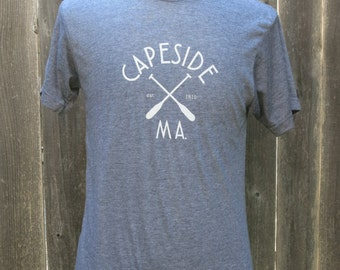 Capeside Screenprinted Shirt