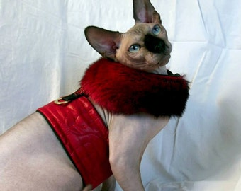 luxury harness for cats or dog