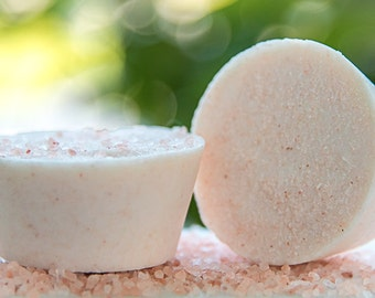 Pink Himalayan Sea Salt, sea salt soap, pink soap, Gift for her, girlfriend gift, coworker gift, wife gift, mom gift, Hostess Gift, gift