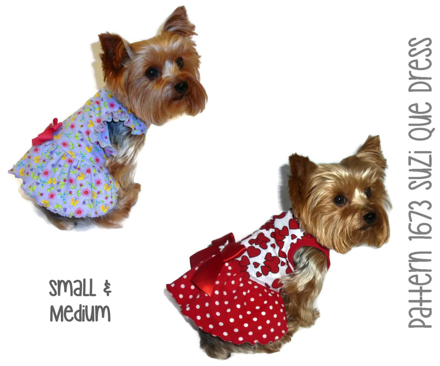 Patterns for dog clothes