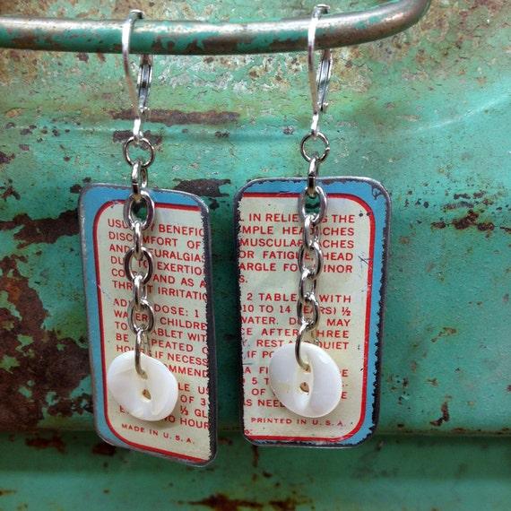 Items Similar To Jewelry Dangle Earrings