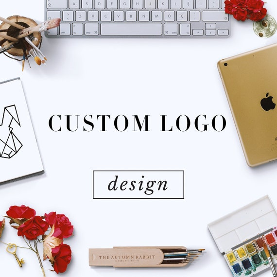 Custom Logo Design and Watermark -  Custom Photography Logo - Business Logo - Business Branding Design - One of a Kind Logo