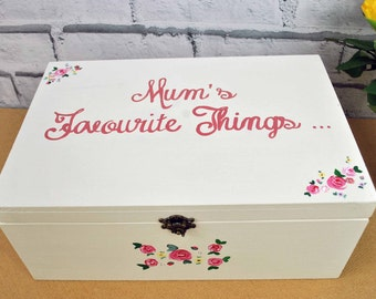 Mums Favourite Things Box