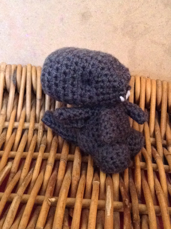 Xenomorph Crochet figure