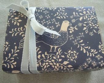 Blue Bird Message Box