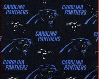 Carolina Panther Fabric fat quarter