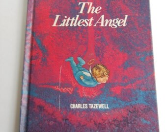 Vintage Children's Book, The Littlest Angel