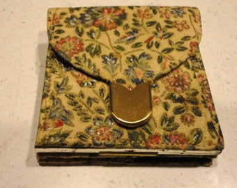 ZELL Rountowner Kit 5th Avenue Compact & Wallet Vintage Accessories