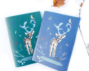 Deer notebook collection- notebook sets