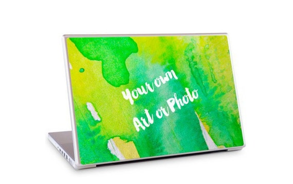 Create your Own Laptop Vinyl Skin Decal with your by ...