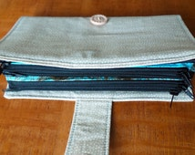 Organizer Wallet - Great for the Cash Envelope or Ramsey System