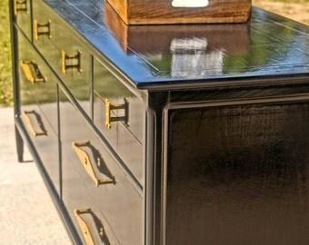 Mid century dresser