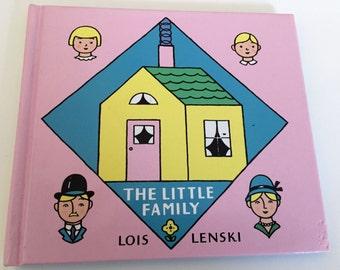 The Little Family by Lois Lenski