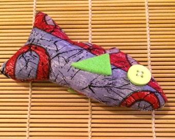 Little CatNip Fish Toy