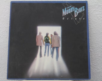 "The Moody Blues - ""Octave"" vinyl record"