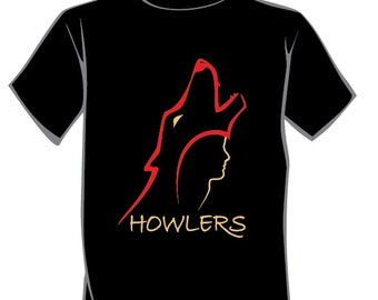 Original design - Custom Howlers T-shirt Inspired by The Red Rising Trilogy by Pierce Brown