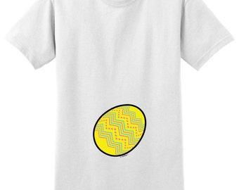 Maternity Easter Egg T-Shirt 2000 - HS-363B