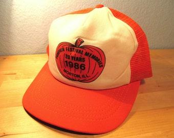 3 Trucker Hats