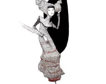 Fine Art Print:  Ariadne