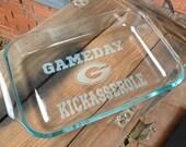 Gameday Kickasserole *Tailgate Dish* Personalized * ANY TEAM *