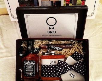 Groomsmen gift, groomsmen boxes, groom gift, groom box, wedding gift, boyfriend gift