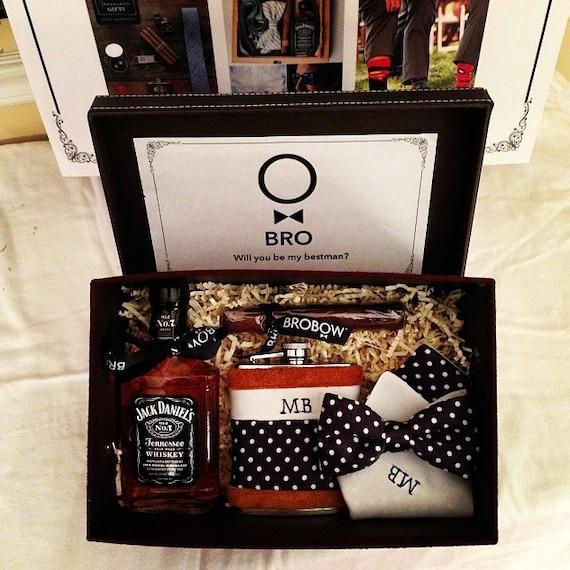 Подарок в коробке для мужчины своими руками
