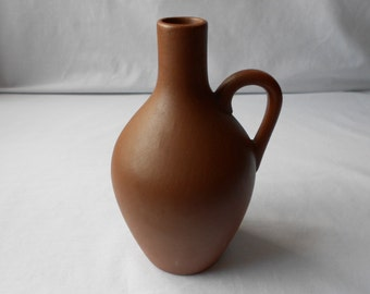 Pigeon Forge Pottery Brown Stoneware Jug