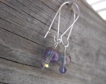 Swarovski & Glass Beaded Earrings