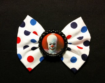 Pennywise Hair Bow