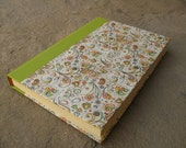 Florentine journal paper A4 size journal italian paper sketchbook diary made in italy